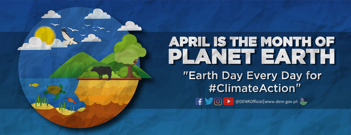 Planet Earth Month 2020