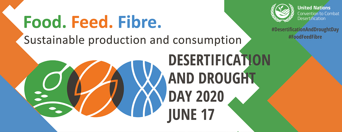 Desertification and Drought Day 2020