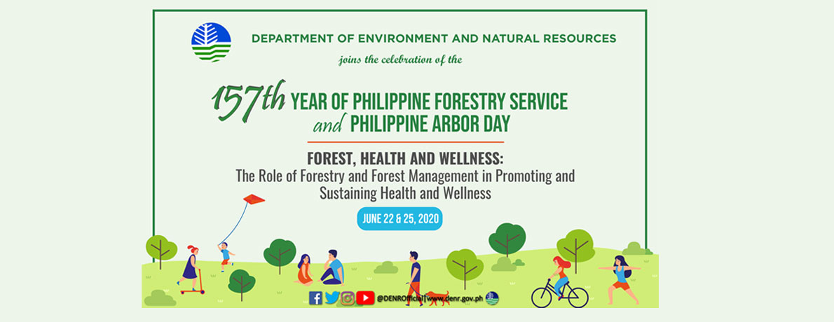 157th Year of Philippine Forestry Service